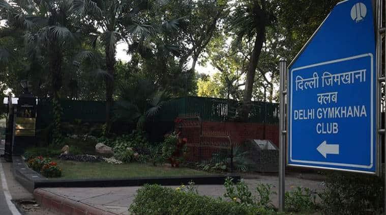 Delhi gymkhana sealed in drive