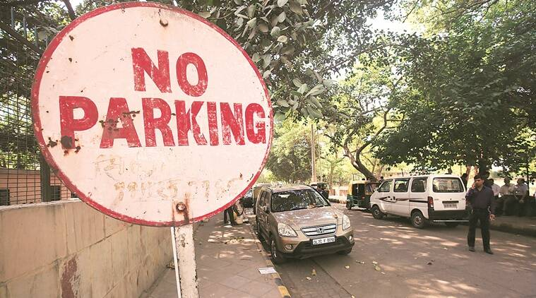 Draft rules urge people to use multi-level parking lots in Delhi