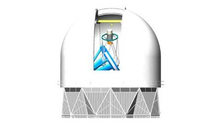 recylced telescope, Universe 3D map, Dark Energy Spectroscopic Instrument, Harvard University, neutrinos, National Optical Astronomy Observatory, theory of gravity, fiber optic cable, Fermi National Accelerator Laboratory