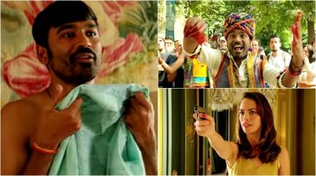 Dhanush plays a street magician in Hollywood debut The Extraordinary Journey Of The Fakir, watch teaser