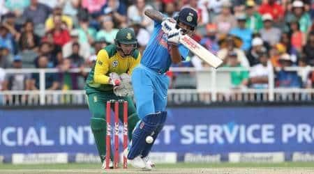 Shikhar Dhawan, Bhuvneshwar Kumar give India 1-0 T20 serieslead