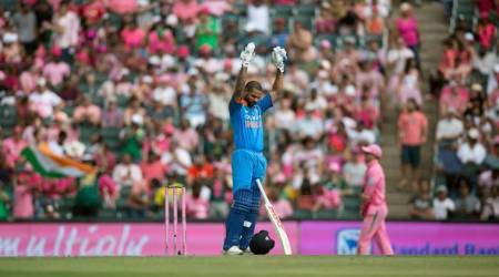 At 100th ODI milestone, Shikhar 'The One' Dhawan ahead of all but one