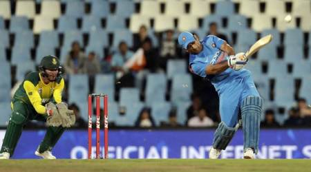 ms dhoni, india vs south africa, ind vs sa, manish pandey, ind vs sa 2nd t20i, cricket news, sports news, indian express