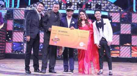 Dance India Dance 6 winner Sanket Gaonkar: My goal is to become a profound choreographer inBollywood