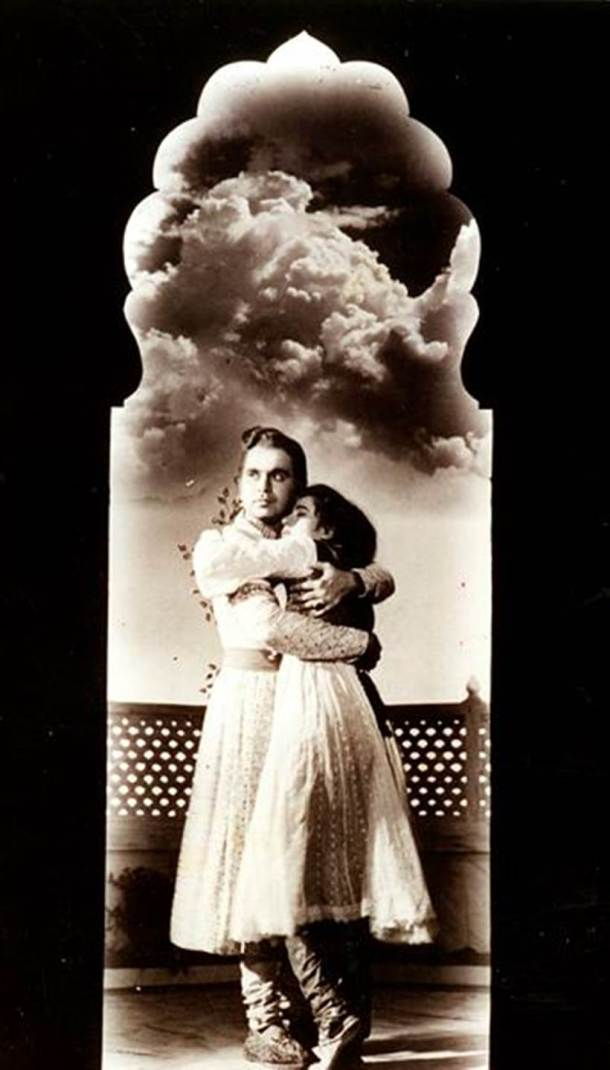 Rare photos of Madhubala