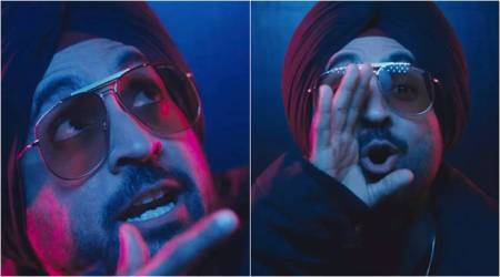 Diljit Dosanjh's new song High End is dedicated to his celebrity crush Kylie Jenner