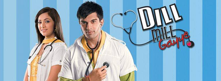 karan singh grover in dill mill gayye