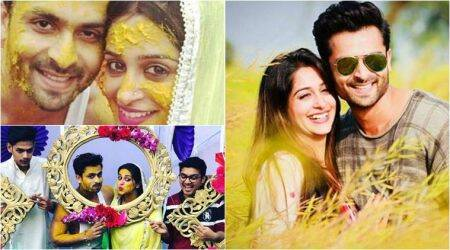 Dipika Kakar and Shoaib Ibrahim's haldi and pre-wedding photoshoot pictures lookdreamy