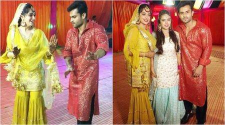 Before nikaah, Shoaib Ibrahim and Dipika Kakar dance their heart out at the sangeet ceremony