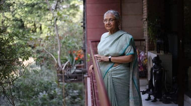 Sheila Dikshit talks about Delhi crisis after chief secretary alleges assault by AAP MLAs