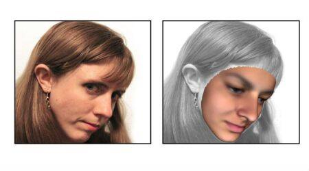 Facial reconstruction possible through DNA samples: Study