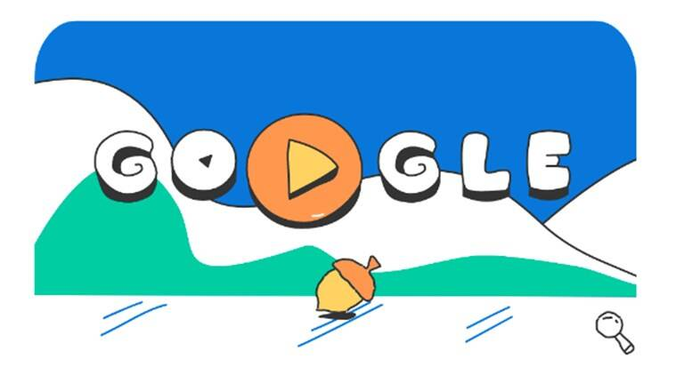 d4470fbfce54 Google Doodle celebrates Day 15 of Winter Olympic Games 2018 with ...