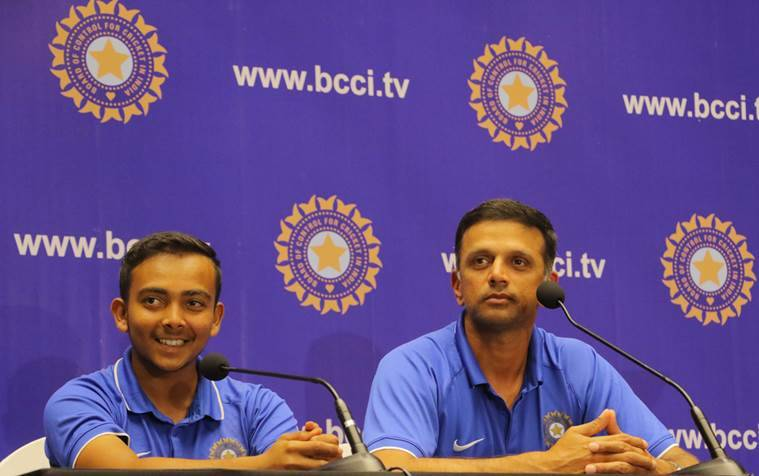 Real credit goes to the players, says an elated coach Rahul Dravid