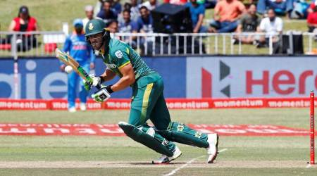 South Africa captain Faf Du Plessis ruled out of ODI, T20I series vs India