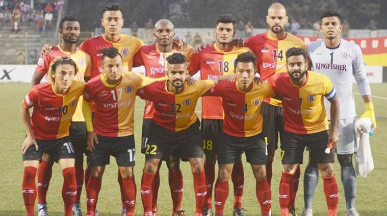 I-League, East Bengal, East Bengal vs Minerva Punjab, I-League news, sports news, football, Indian Express