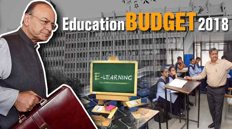 budget, budget 2018, education budget 2018