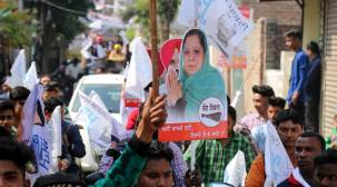 Ludhiana Municipal Corporation poll campaign ends, 'Bains' factor faces litmus test in triangularcontest