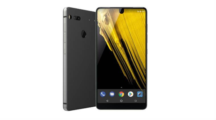 Essential Phone, Essential Phone Halo Gray, Essential Phone Amazon Halo Gray, Essential Phone Alexa app, Andy Rubin Essential Phone, Essential Phone price in India, Android