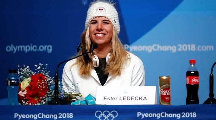 Ledecka seals historic snowboard, ski double