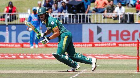 India vs South Africa: We needed 300, 269 wasn't enough on that deck, says Faf duPlessis