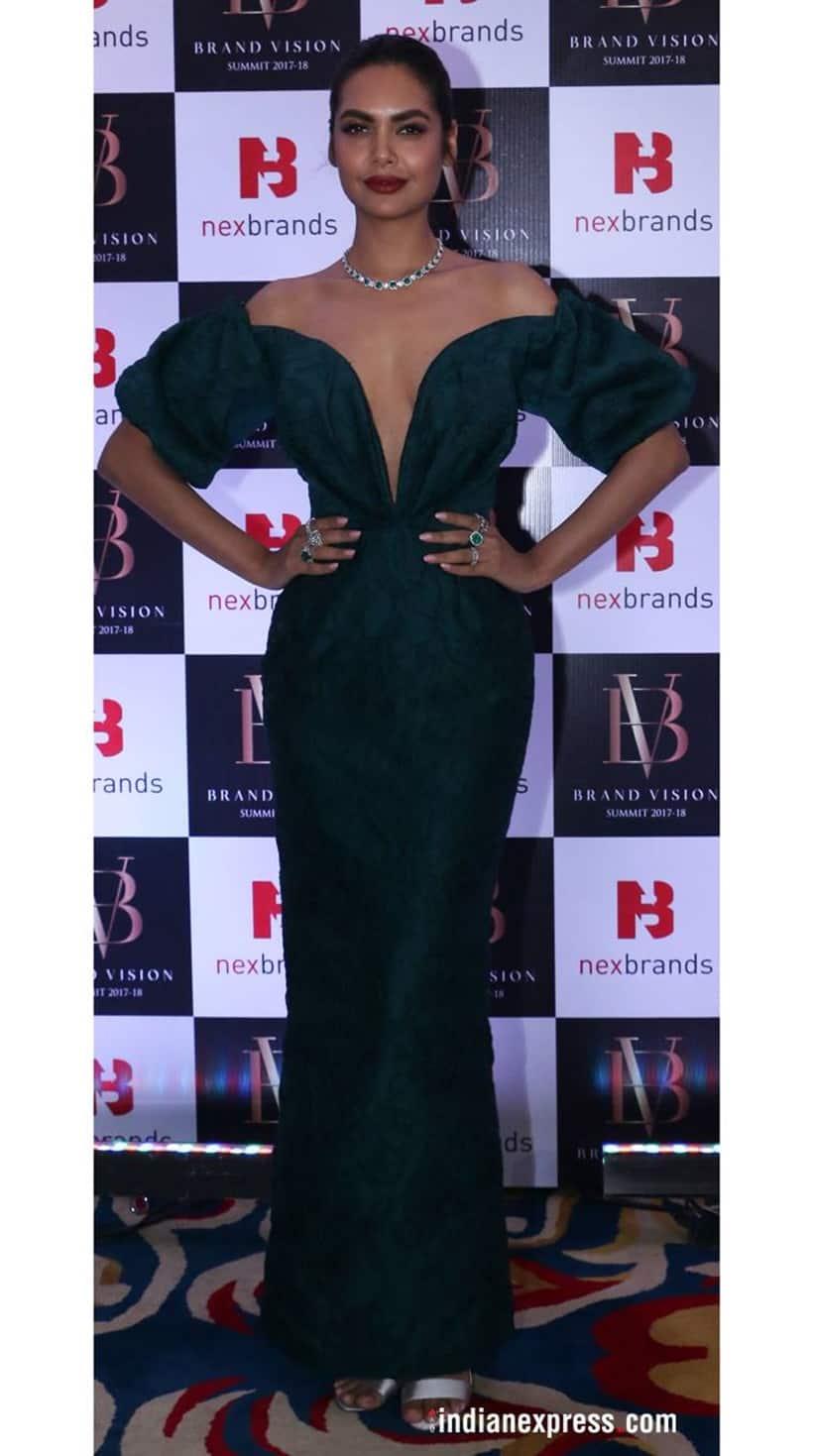 Deepika Padukone, Priyanka Chopra, Manushi Chillar, Shilpa Shetty, Esha Gupta, Vaani Kapoor, Anushka Sharma, Tamannaah Bhatia, Kriti Sanon, celeb fashion, Fashion hits and misses, bollywood style file, indian express, indian express news