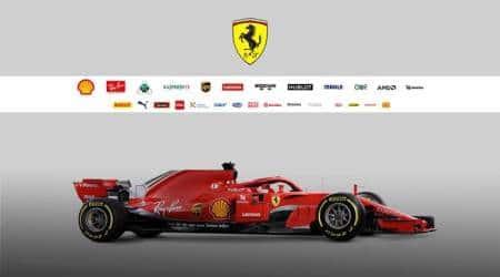Ferrari highlights aerodynamics development on new F1car