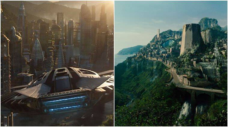 Top Comic-Book Locations Wakanda, Gotham, Asgard And -2387