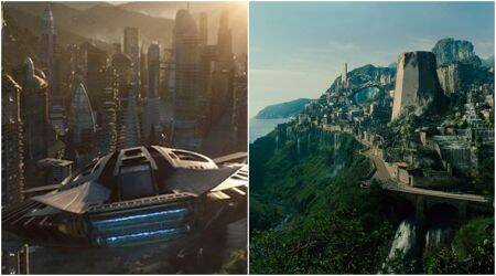 Top comic-book locations: Wakanda, Gotham, Asgard and others