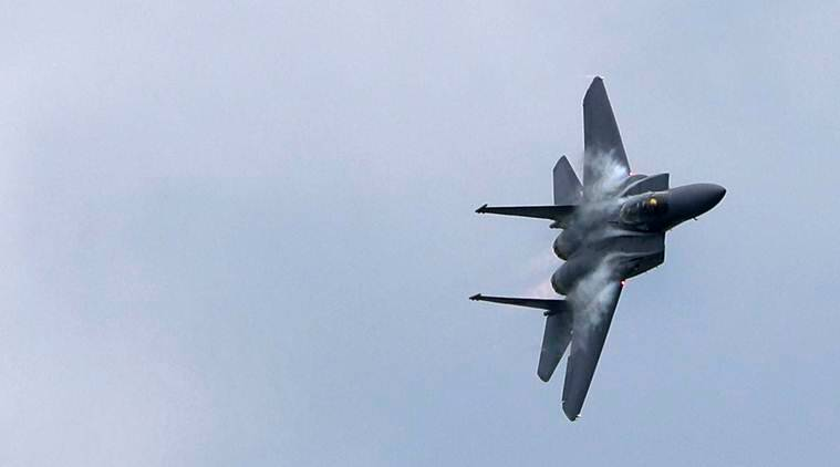 china combat aircraft, China's new multilrole combat aircraft, Aviation Industry Corp of China, new AVIC fighter jet, China's FTC 2000G aircraft, China, World News, Indian Express