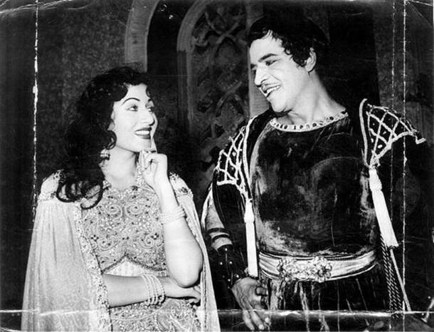madhubala films photos