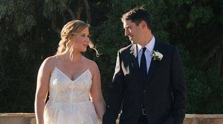 Amy Schumer says marriage to Chris Fischer 'feels good'