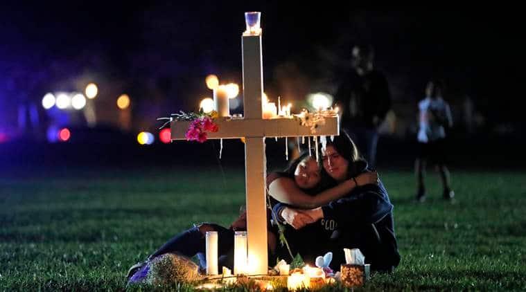 Florida school shooting, US School shooting, Nikolas Cruz, 2018 US shootings, Donald Trump, US Gun Control Laws, Barack Obama, NRA on Florida shooting, Indian Express