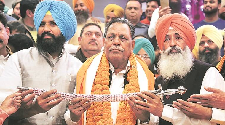 SAD MLA joins Lok Insaaf Party