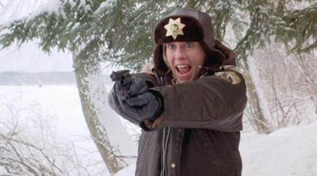 Frances McDormand in Fargo: Not your regular heroine