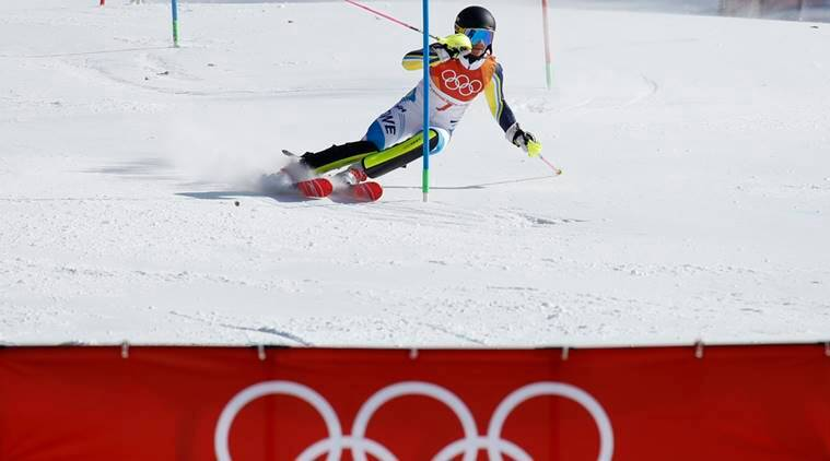 Women's giant slalom postponed due to strong winds