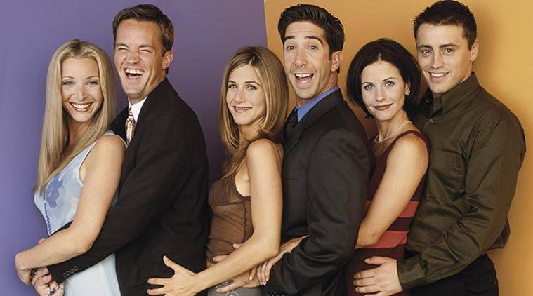 Jennifer Aniston Says That a 'Friends' Reunion Is Totally a Possibility