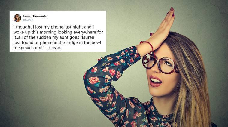 501c46e76 People share their bizarre – but relatable – 'I can't find my phone ...