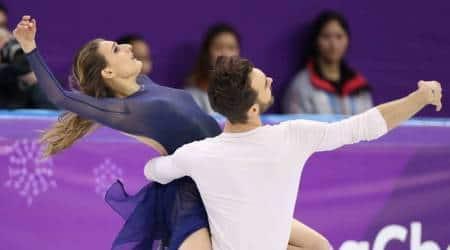 Winter Olympics 2019: French ice dancer Gabriella Papadakis doesn't risk another wardrobemalfunction