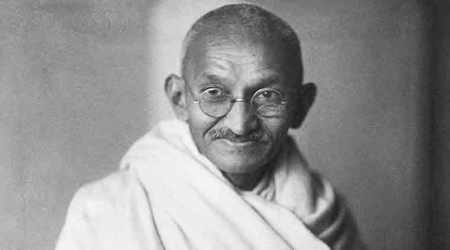 Mahatma Gandhi's original letter on Jesus Christ up for sale