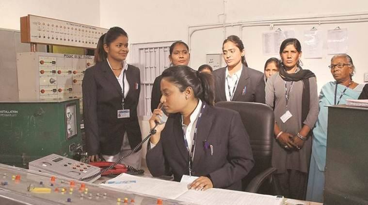 Women Empowerment: It's all-women show at Jaipur's Gandhinagar railway station
