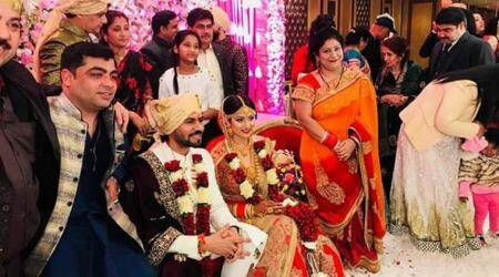 Ex-Bigg Boss contestant Gaurav Chopra ties the knot with Hitisha Cheranda