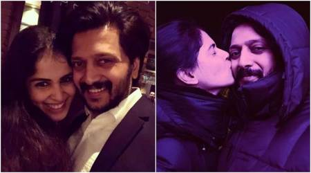 Genelia D'Souza's beautiful proposal for Riteish Deshmukh on their wedding anniversary will melt your heart