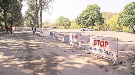 No geri on Valentine's Day: Chandigarh Police crackdown plays dampener on Azaadi Route