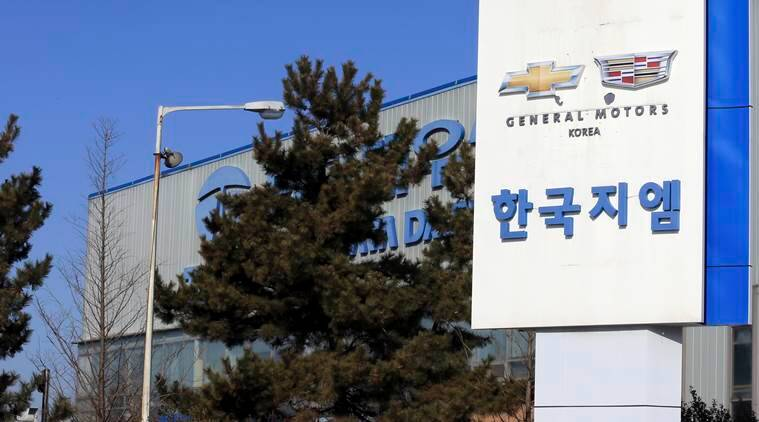 GM facing showdown with South Korea over exit plans