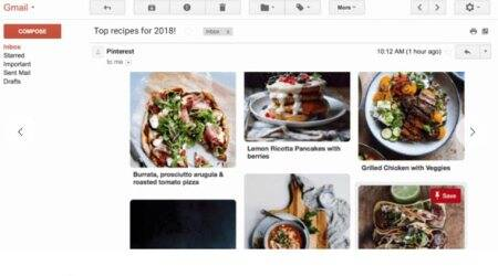 Google brings AMP pages to Gmail: Here's how it will work