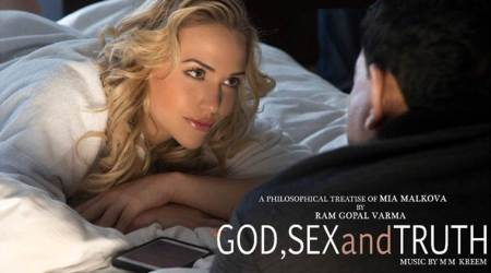 Ram Gopal Varma and Mia Malkova's God, Sex and Truth reeks of hypocrisy in every frame
