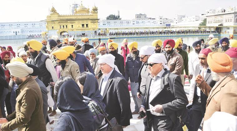 Justin Trudeau to visit Golden Temple on Feb 21