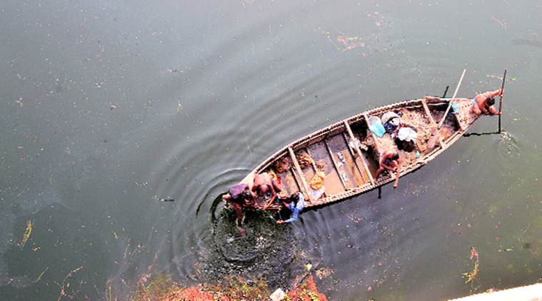 Three missing in Bhatsa river feared drowned
