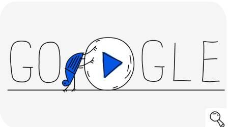 Google Doodle celebrates Day 11 of Winter Olympic Games 2018