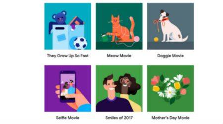 Google Photos, Valentines Day 2018, Happy Valentines Day, Google Photo themed movies, themed movies Valentines Day, Google Photos update